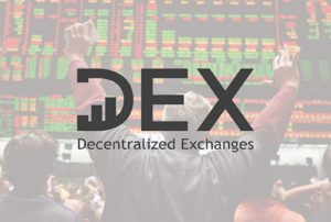 De-centralized crypto currency Exchanges