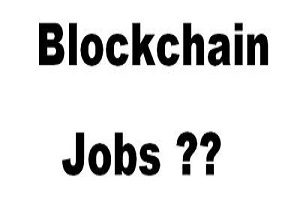Career Prospects are huge in Blockchain Tech.