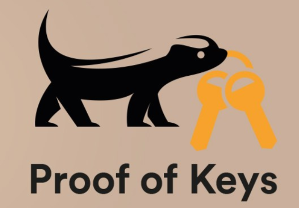 proof of key