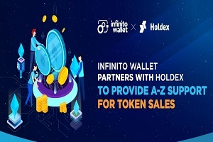 Holdex infinito wallet partners