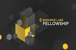 binance labs grant