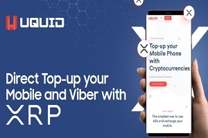 uquid platform supports XRP for multiple payments