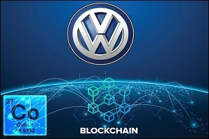 Volkswagen BLOCKCHAIN SUPPLY CHAIN