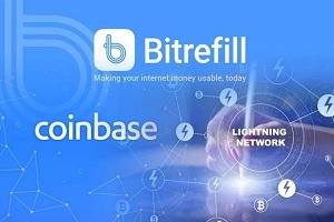 bitrefill and coinbase