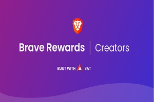 Brave rewards bat