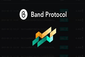 Band Protocol BTC options dapp