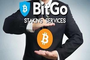 Bitgo Staking Services