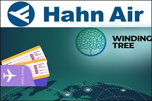 Hahn Air Issues Tickets on Blockchain