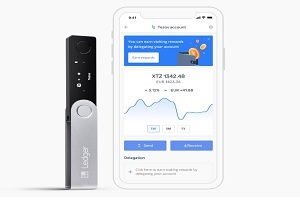 Ledger Live Adds Support for Tezos and Staking,