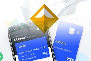 "Coinbase Card ""DAI"""