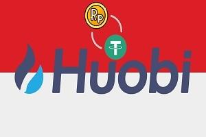 Huobi IDR & Tether