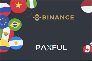 Binance Announces Partnership With Paxful