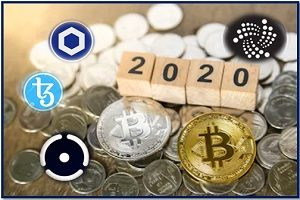 5 Cryptocurrencies to watch in 2020