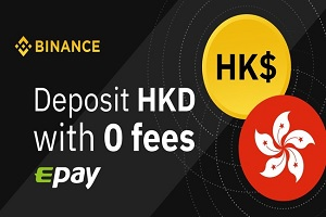 Binance Now Supports Deposits and Withdrawals in Hong-Kong Dollars