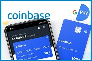 Coinbase allows crypto exchange on Google Pay