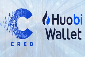 Huobi Wallet Announces Partnership with Cred to Offer Lending and Borrowing Services.
