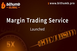 Bithumb Global Officially Launched Margin Trading Service