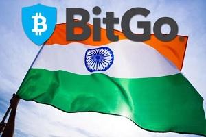 BitGo to Provide CustodyServicesFor India-Based Crypto Exchange CoinDCX