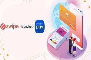 Swipe Launches Samsung Pay for Swipe Visa Cardholders
