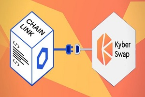 Kyberswap is now using Chainlink oracles for price feeds