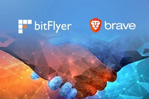 Brave Browser Partners With  bitFlyer to Build A Crypto Wallet for Users