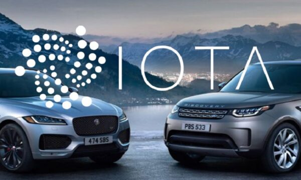 IOTA releases new product together with Jaguar Land Rover, STMicroelectronics