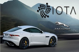 .IOTA releases new product together with Jaguar Land Rover, STMicroelectronics