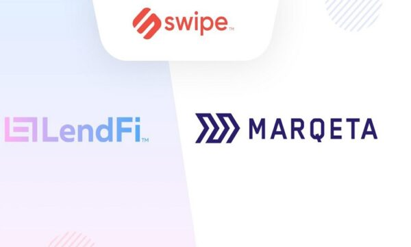 Swipe has partnered with Marqeta to launch LendFi an Instant Visa® Card Platform for Lending.