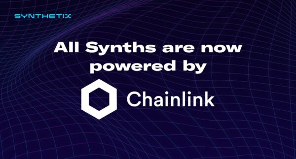 3.Synthetix Becomes The Latest DeFi Project To Fully Integrate Chainlink's Decentralized Oracles