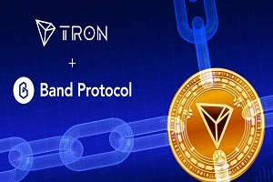 TRON partners with Band Protocol to expand its DeFi ecosystem