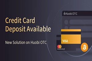 Crypto Exchange Huobi Adds Direct Visa, Mastercard Payments