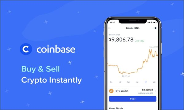 Coinbase Wallet Users Can Now Purchase Crypto Inside the App