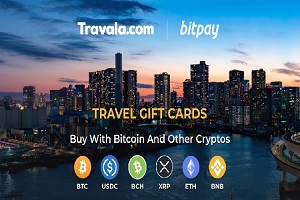 BitPay and Travala.com Join Forces to Launch Crypto Travel Gift Cards