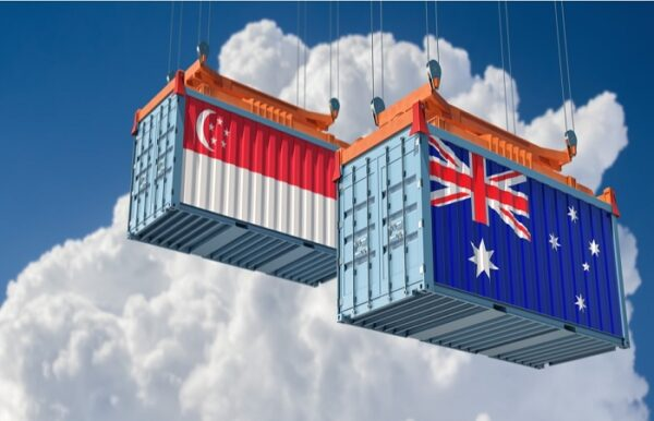 Australia and Singapore to trial blockchain for cross-border trade