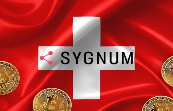 Sygnum Bank becomes the world's first bank to offer end-to-end tokenization