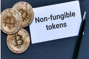 Non-fungible tokens.